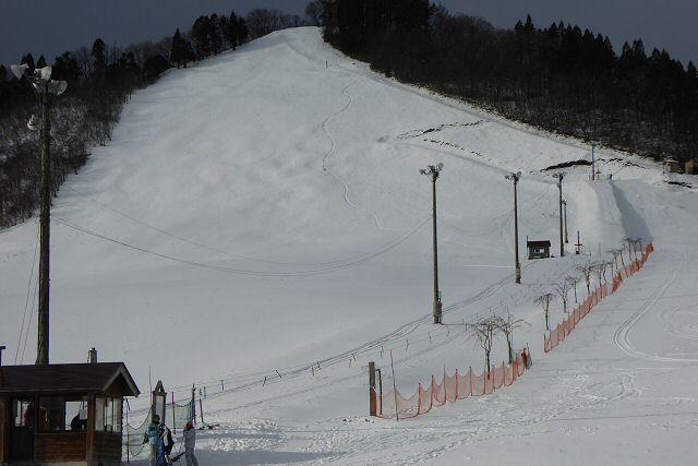 本日オープン 薬師山スキー場(...